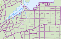 Hamilton's neighbourhood names