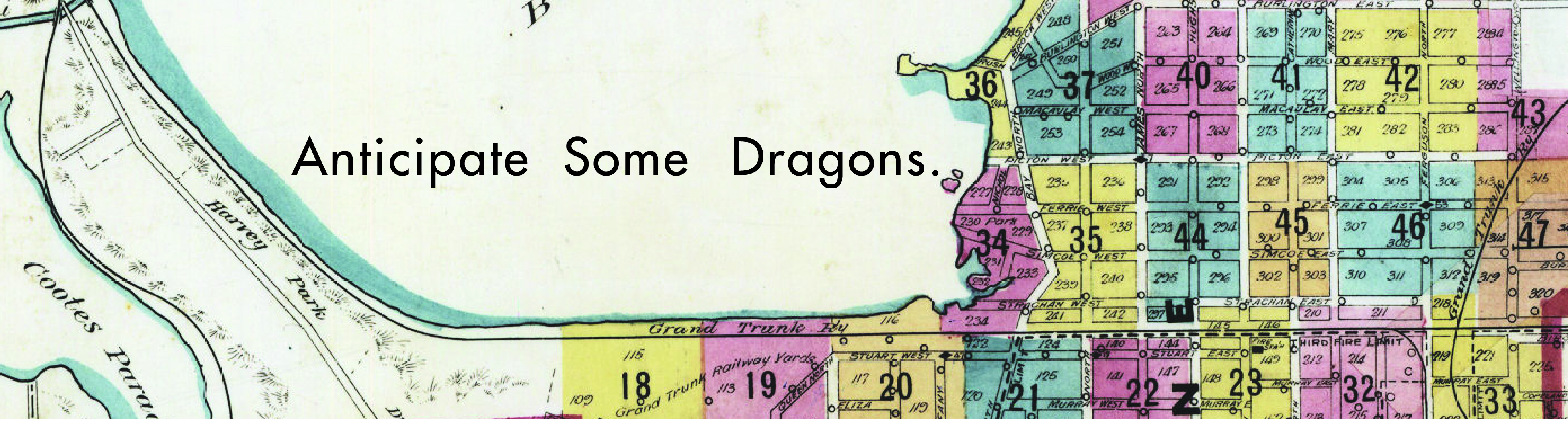 Anticipate Some Dragons